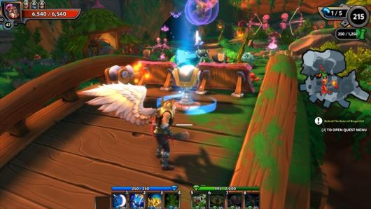 Dungeon Defenders II_R